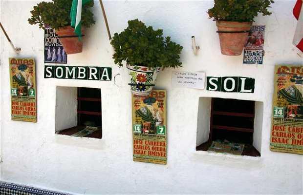 Plaza de Toros of Mijas