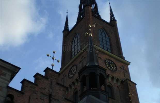 Eglise de Riddarholmen