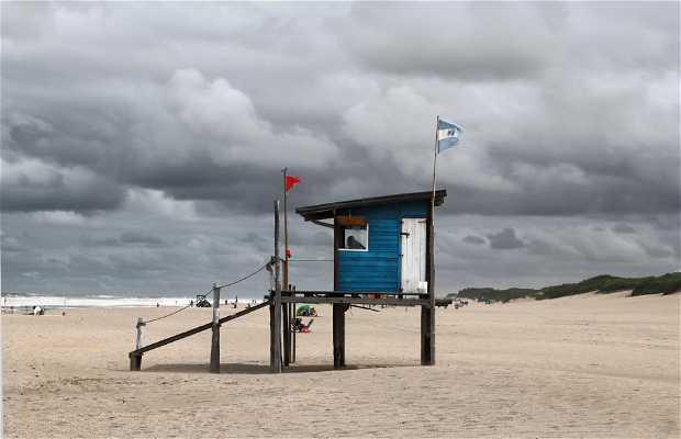 Mar Azul, Partido de la costa, Argentina