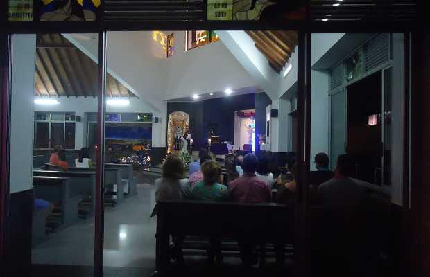 Parroquia María Reina de las Misiones