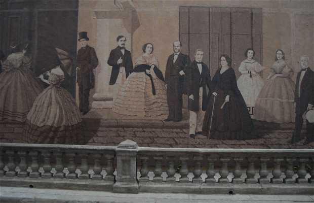 Murales de la cultura cubana
