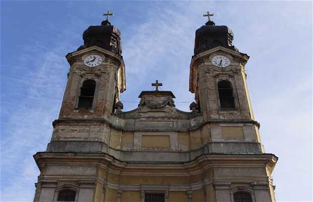 Iglesia de la Exaltación de la Cruz