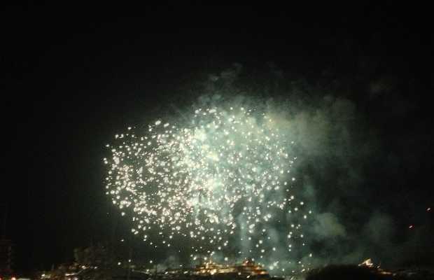 Concours international de feux d'artifices pyromélodiques de Monaco
