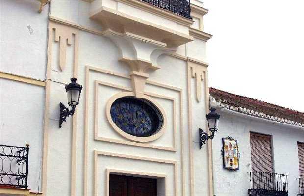 Eglise de Saint Sébastien