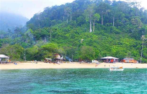Ilha de Tioman