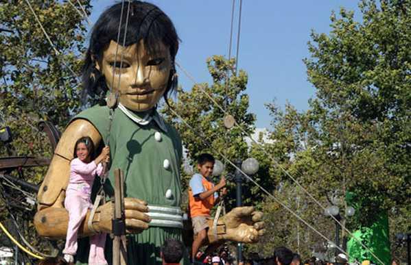 Festival Santiago a Mil