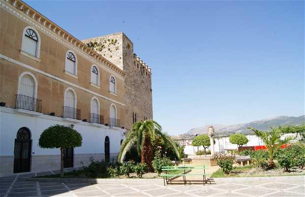 Castillo Palacio de los Condes de Cabra