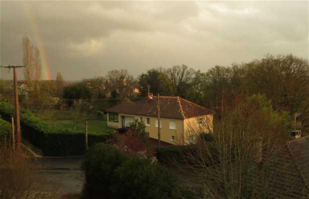 Village de Thenon