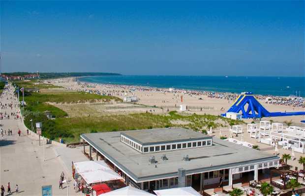 Spiaggia di Warnemünde