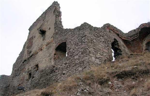 Cetatea Devei - Ciudadela de Deva