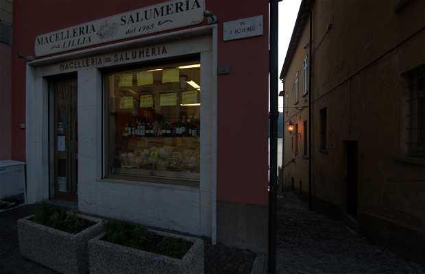 Carnicería Lillia