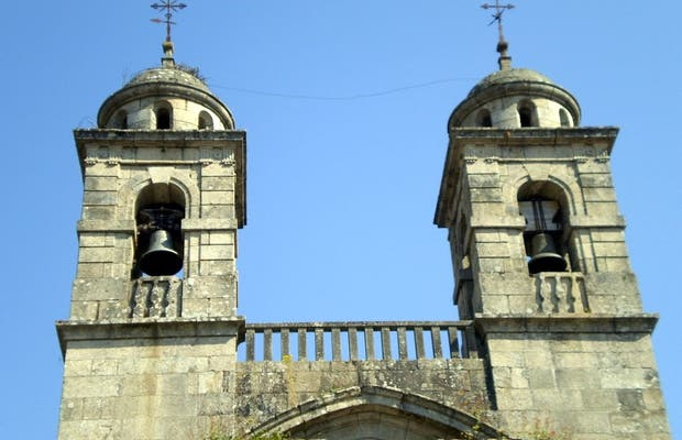 Chiesa di Nuestra Señora De los Remedios in Galizia