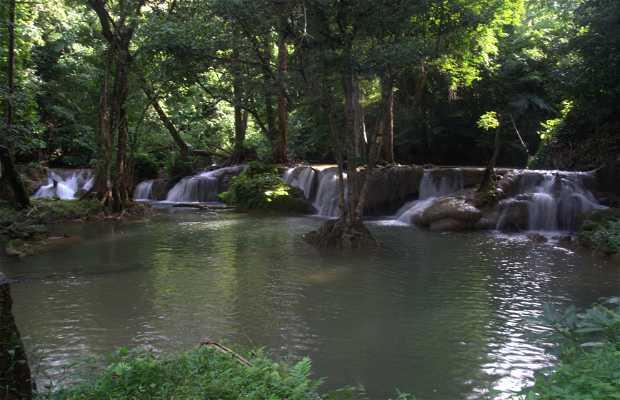 Cascadas de Phatad