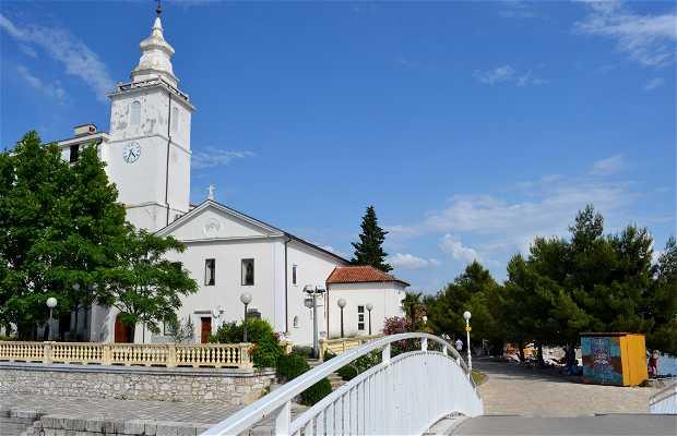 Centro storico di Crikvenica