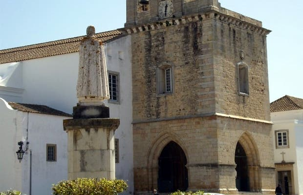 Largo da Sé - Plaza de la Catedral de Faro