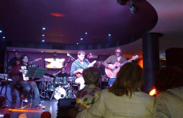 Discothèque bar El Faro