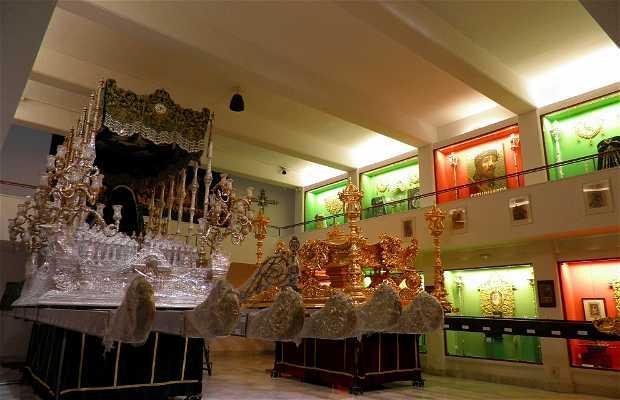Casa Hermandad della Confraternita degli Studenti di Malaga