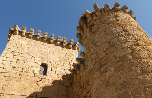 Castillo de Bonilla de la Sierra