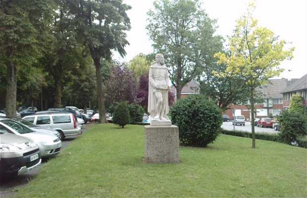 Statue Batiste Cambrai