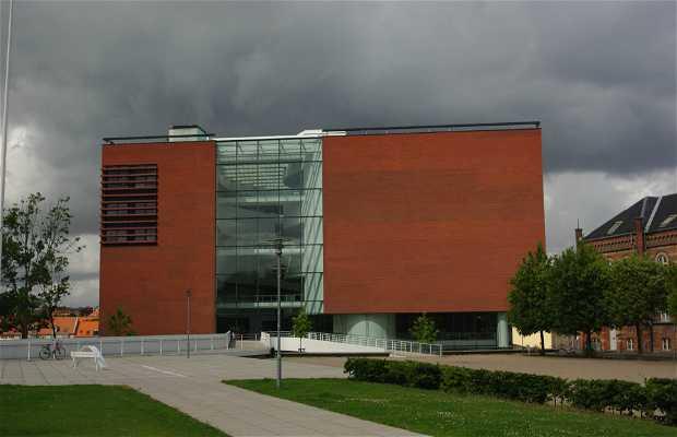 Contemporary art museum, Aros
