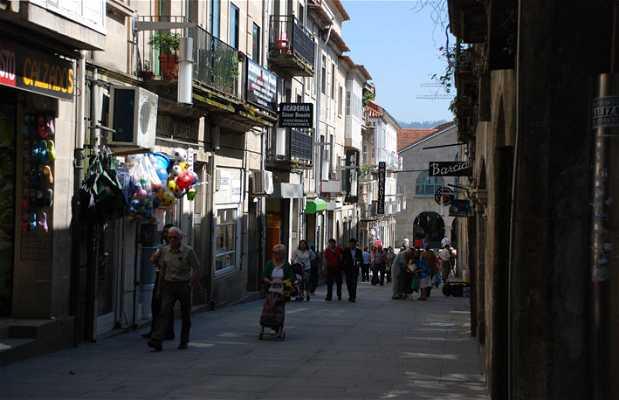 Rúa de César Boente