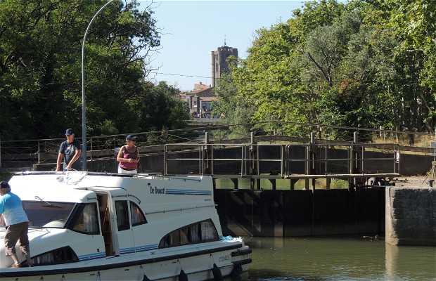 Esclusa Redonda de Agde