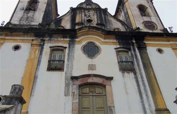 Igregia Santa Efigenia