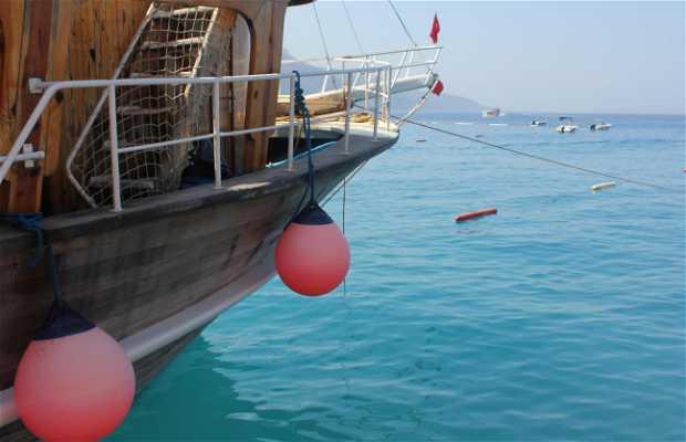 Olüdeniz Boat Trip