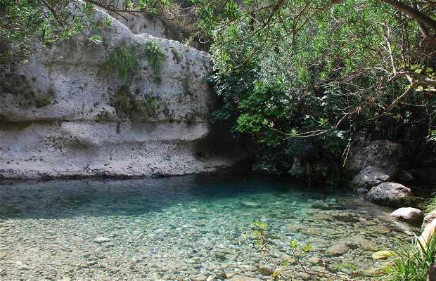 Ferla e la Valle dell'Anapo