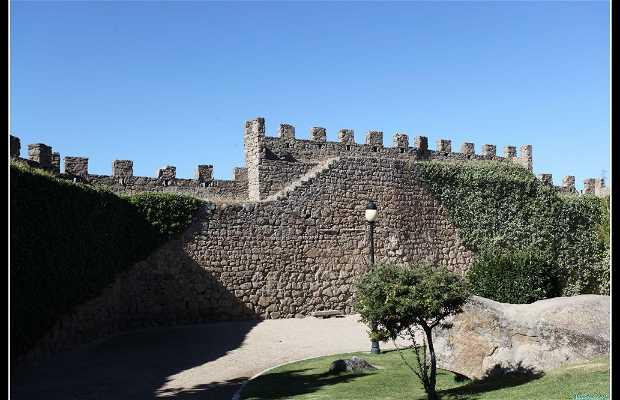 La muralla de Brejar