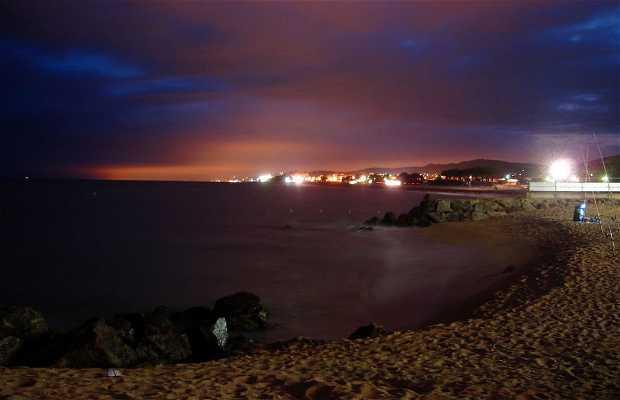 Playa De Santa Susana