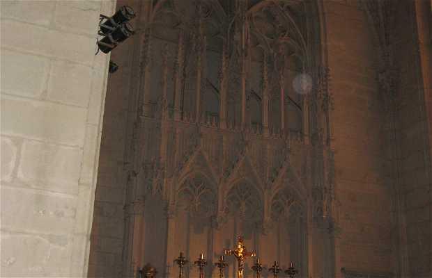 Chapelle Saint Vincent de Paul