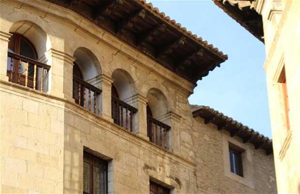Colegio Isidoro Gil de Jaz