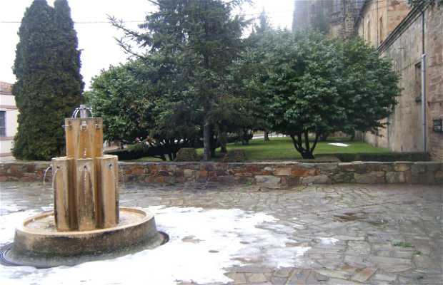 Plaza a Augusto Quintana Prieto