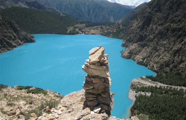 Lago di Phoksundo