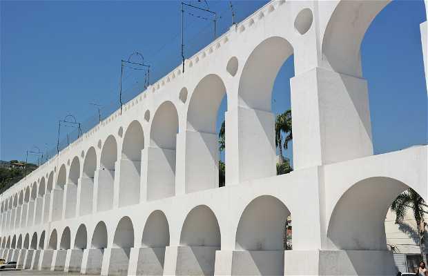 Acueducto de Carioca - Arcos de Lapa