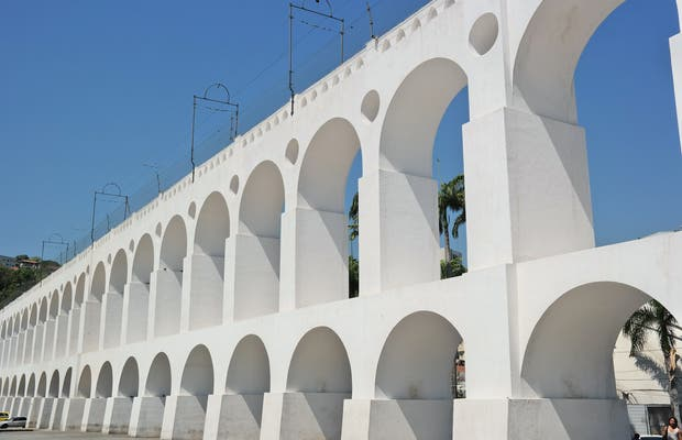 Aqueduto da Carioca - Arcos da Lapa
