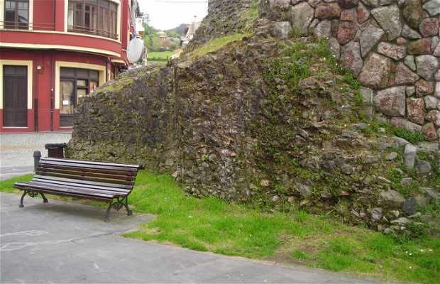 Muralla Medieval de Villaviciosa