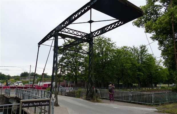 Puente del Petit Paradis