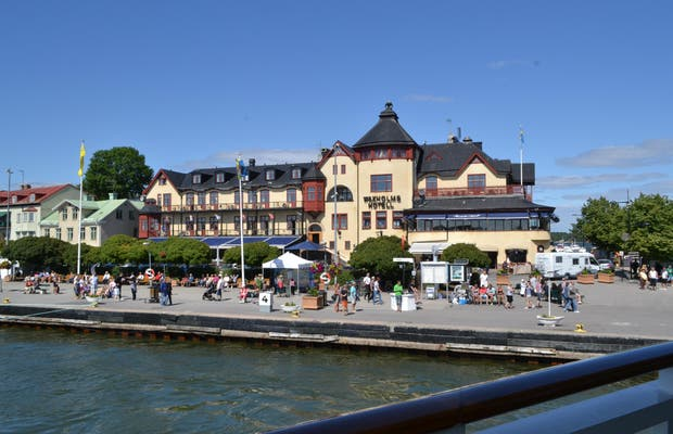 Isla de Vaxholm