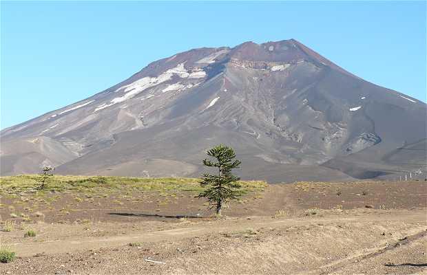 Lonquimay Volcano