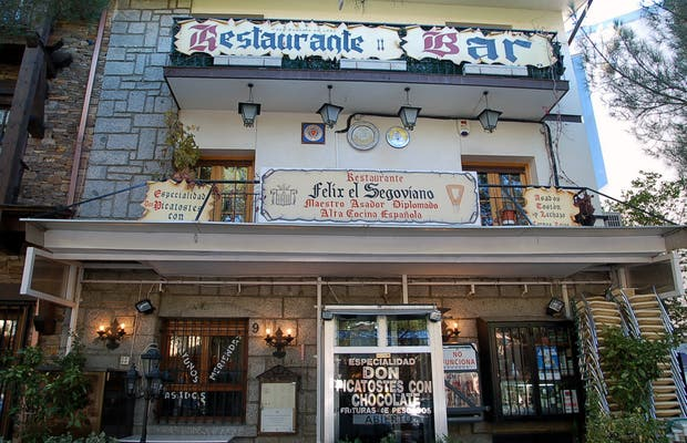 Restaurante Feliz el Segoviano