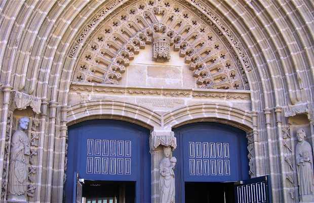 Iglesia de Santa María en Guernica