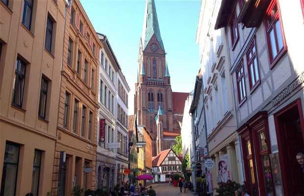 Centro Histórico de Schwerin