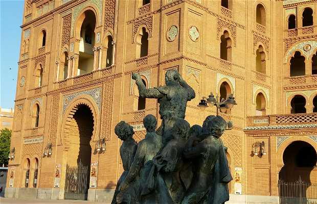 Estatua Antonio Bienvenida