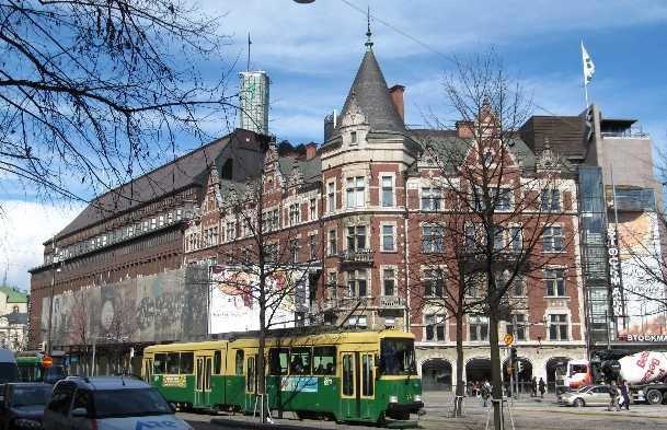 Avenida Mannerheimintie