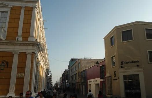 Calle Pizarro