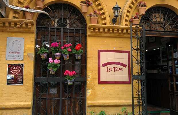 Bar Restaurante La Teja