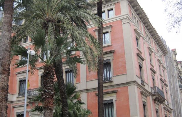 Palacio del Marqués de Santa Isabel