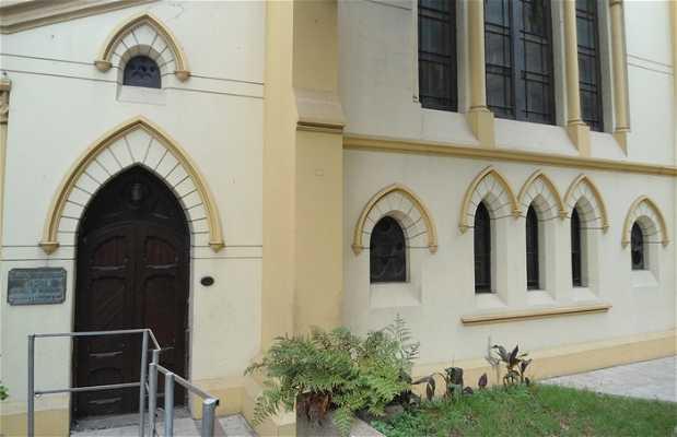 Iglesia Presbiteriana de Chile